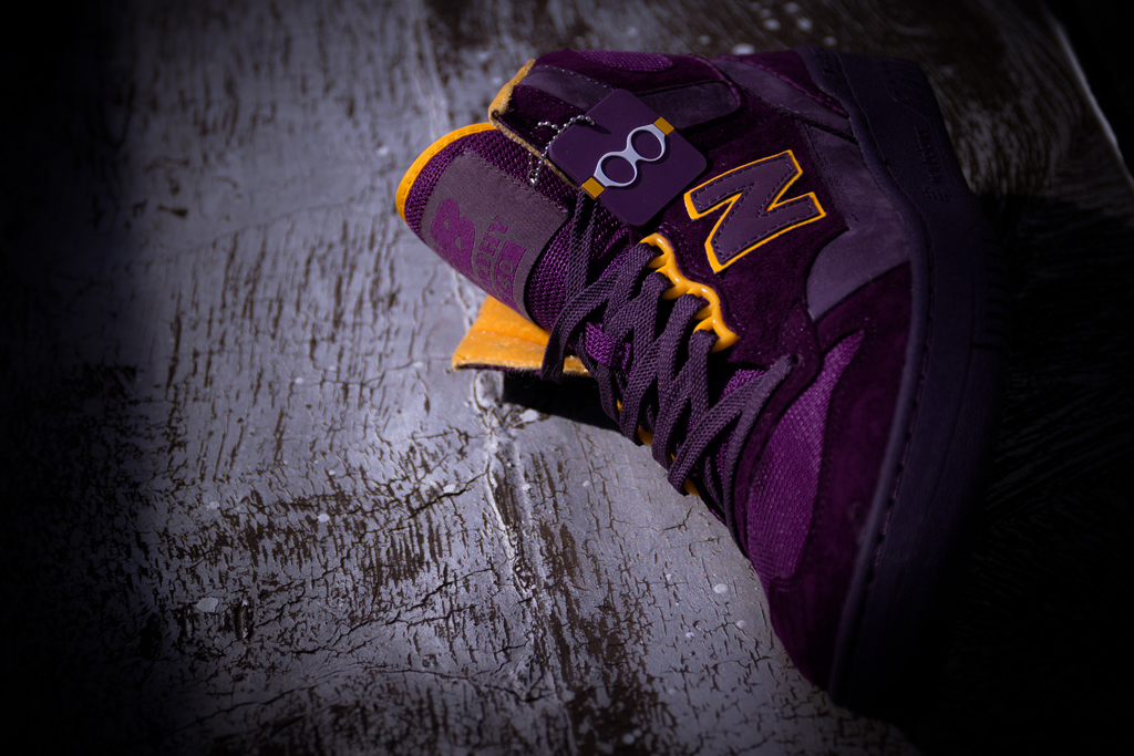 e5ff27a641d Release Date  Packer Shoes x New Balance 740  Purple Reign