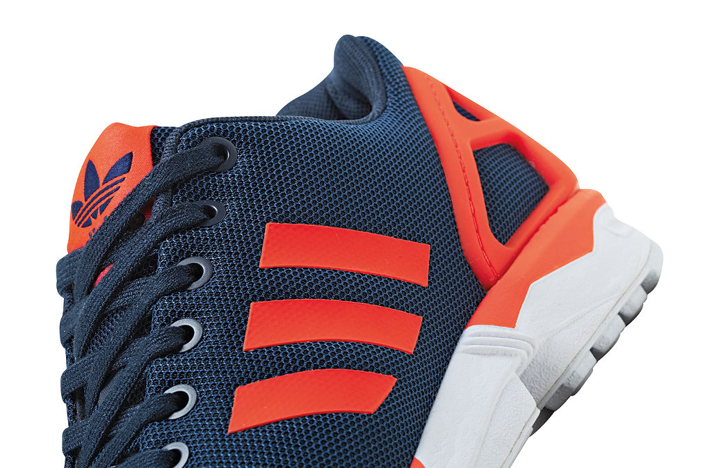 adidas ZX Flux Base Pack Navy/Red (2)