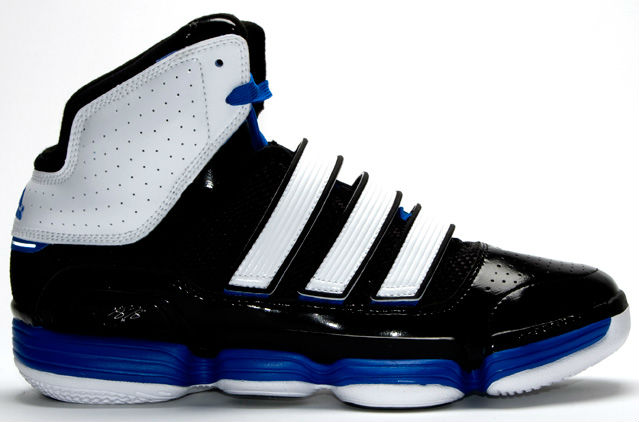 san francisco 21e60 789a3 Dwight Howards Orlando Magic adidas Sneaker History - Supernatural  Commander Away (1)