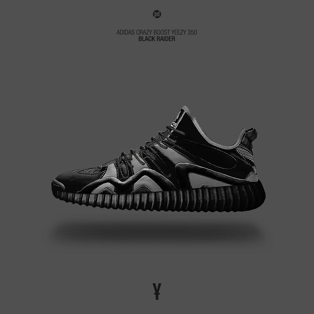 Adidas Yeezy New Design