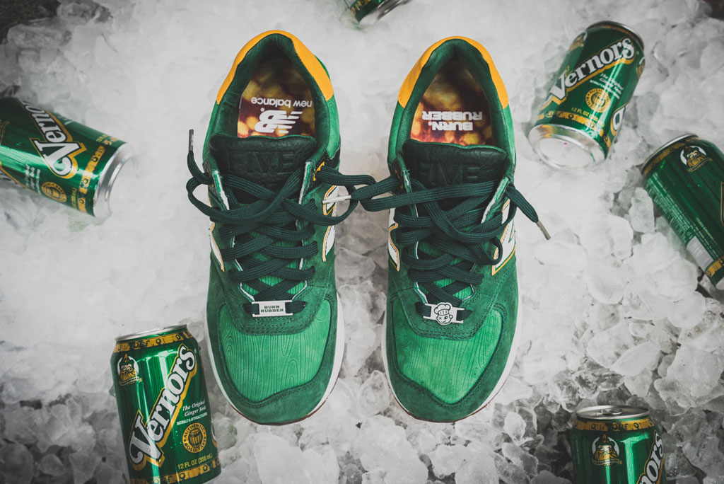 Burn Rubber x New Balance 572 Vernors (1)