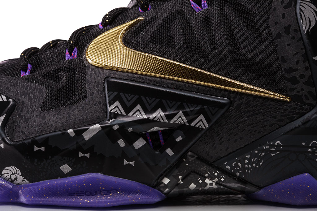 Nike Basketball & Jordan Black History Month 2014 Collection - LeBron 11 (3)