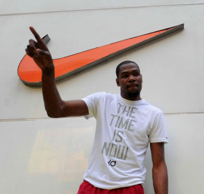 Kevin Durant: The Time is Now