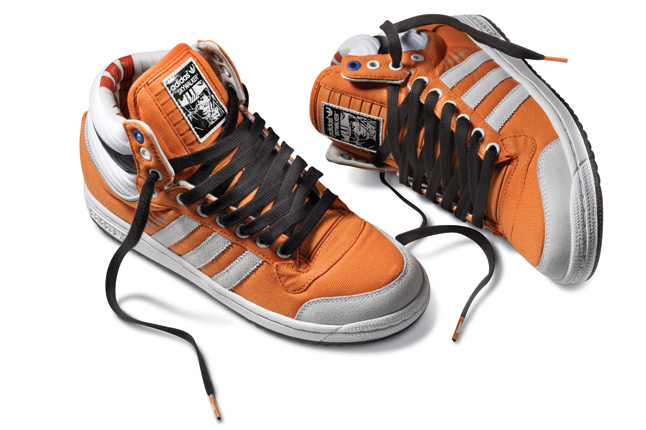 Star Wars Sneakers >> May The Force Be With You A Brief History Of Star Wars Sneakers