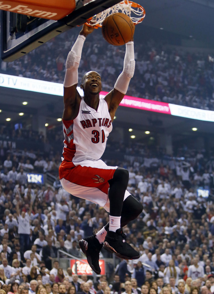 4f0eb6f2895e terrence ross wearing air jordan ii 2 infrared