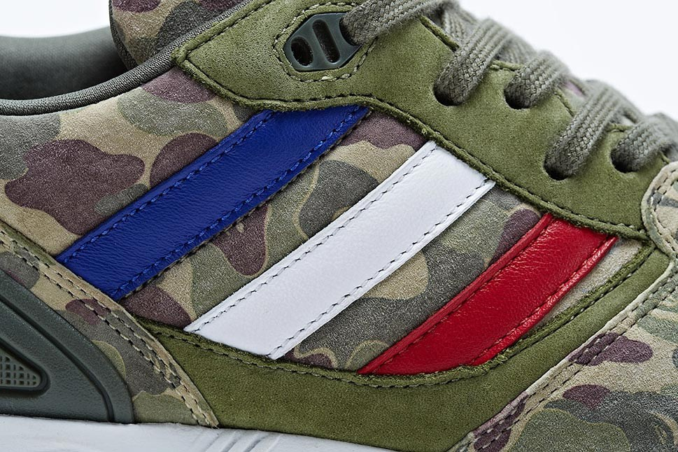 sale retailer 95080 ea53e The BAPE x Undefeated x adidas Consortium ZX 5000 will release on Saturday,  April 20 at select global retailers, including Sweden s Sneakersnstuff.