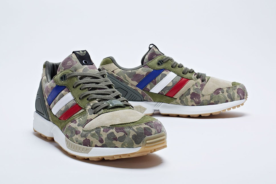 sports shoes 4f198 924b3 BAPE x UNDFTD x adidas Consortium ZX 5000 - New Release Info