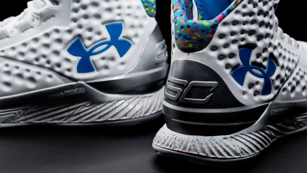 Under Armour Curry One Splash Party Release Date (4)