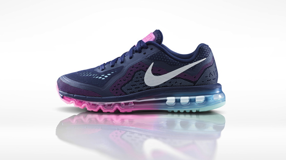 Nike Womens Air Max 2014 profile