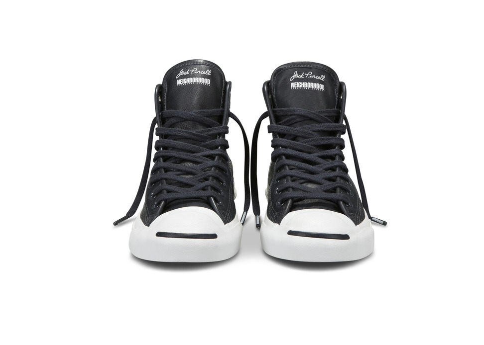 Neighborhood x Converse First String Jack Purcell Johnny toe cap