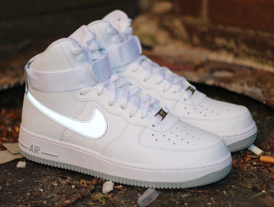 Nike Air Force 1 High Top White