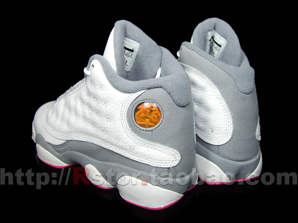 Air Jordan Retro 13 White Spark Stealth 439358-101