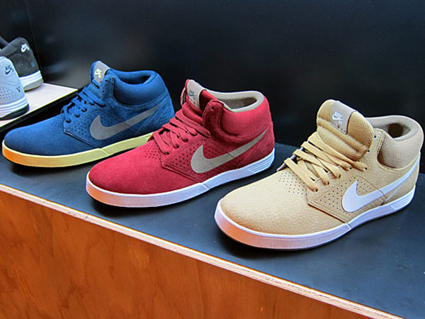 uk store new collection differently Nike SB Paul Rodriguez V Mid - Three Colorways   Sole Collector