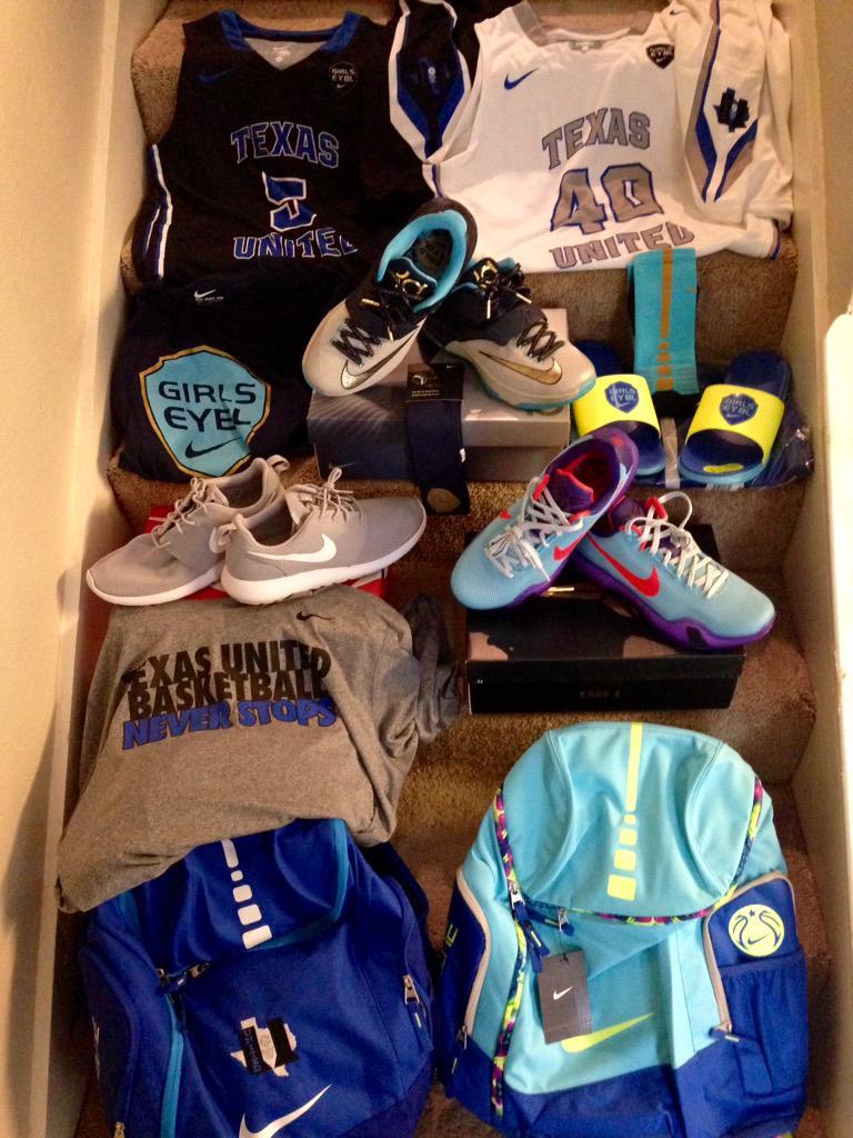 Girls Eybl Teams Have Their Own Nike Kobe 10 Sole Collector