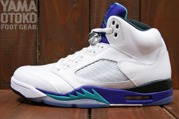 Jordan Retro 5 Grape