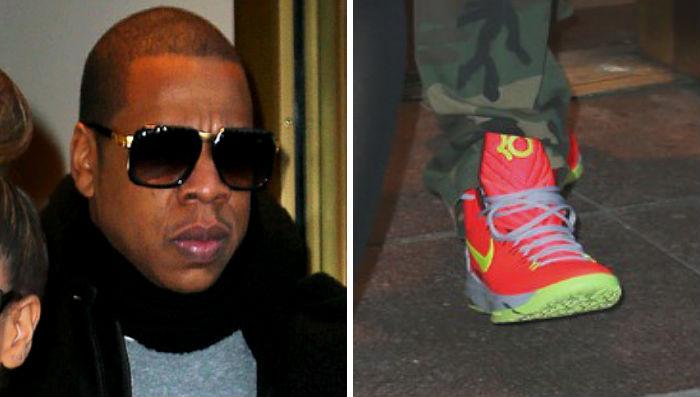 Jay-Z Wears