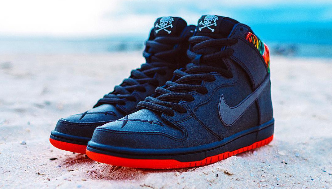 This Nike SB Dunk Honors a Mythical Pirate  31adead1a