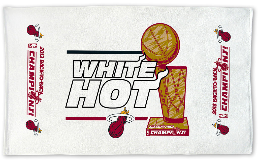 Miami Heat 2013 NBA Champions Collection (2)