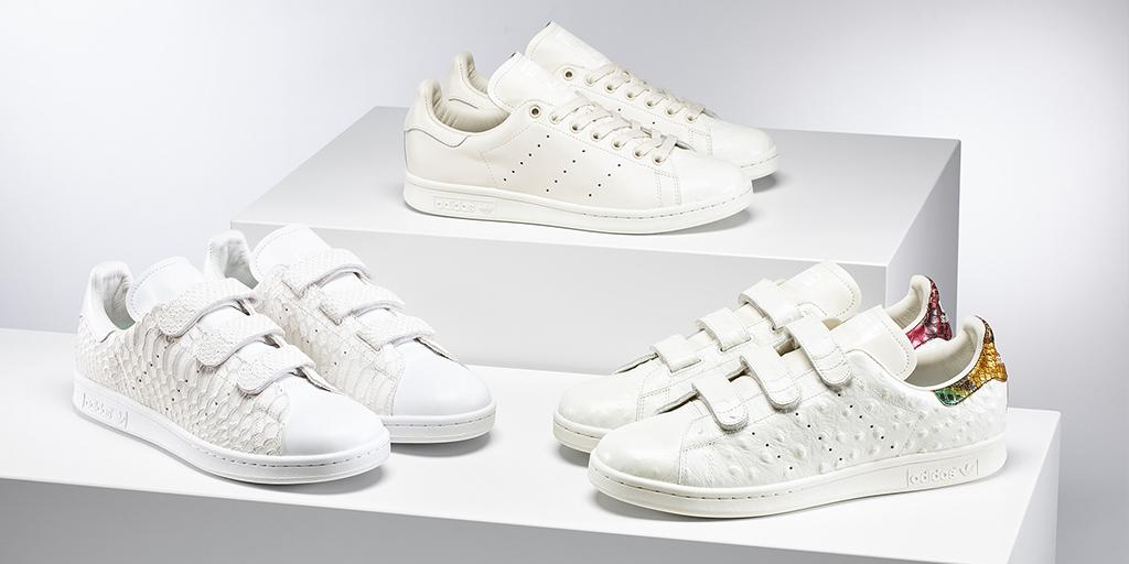 adidas originals stan smith snake