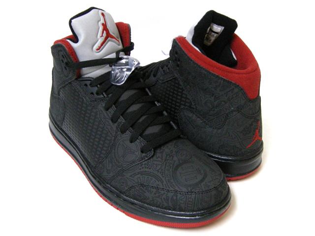 8ba0dc20e62b Jordan Prime 5 Laser Black Varsity Red 429489-001