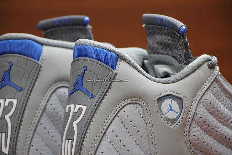 9025ff0b655af1 Air Jordan XIV 14 Sport Blue 487471-004 (5)