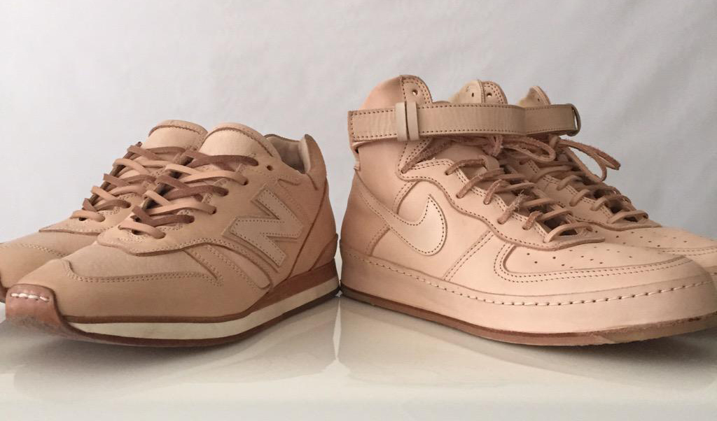 652b2ae26 Here s What Hender Scheme Sneakers Look Like With Logos