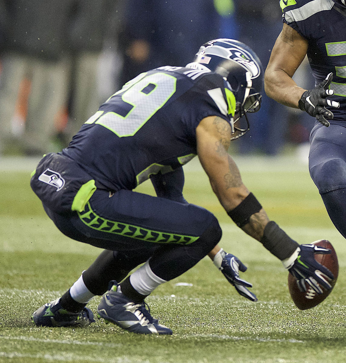 SoleWatch Earl Thomas May Have the Best Air Jordan 7 Cleats Yet