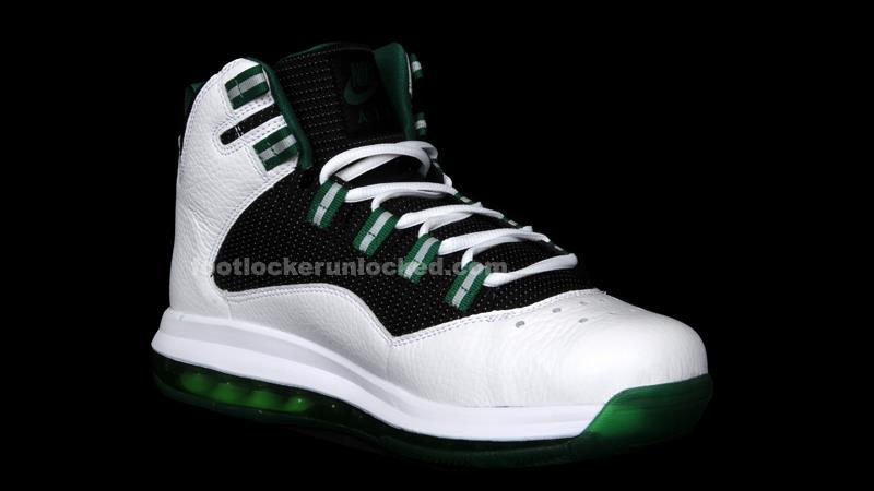 outlet store ed72b 3d72c Nike Air Max Darwin 360 - White Pine Green Black (3)