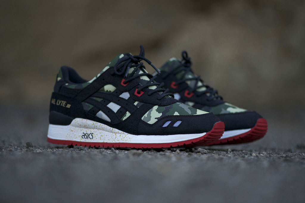 BAIT x ASICS GEL-Lyte 3 'Vanquish' // BASICS Program Model-001 (2)