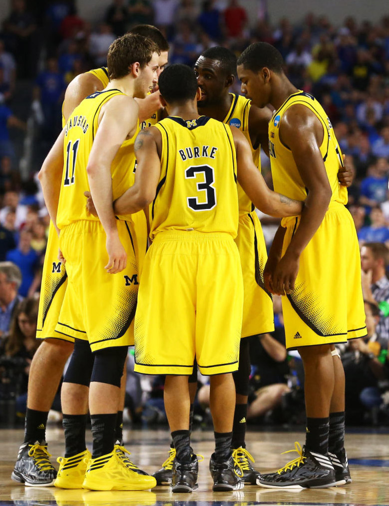 148aac50c90 March Madness  The Best Sneakers Worn by Michigan