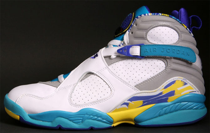 air jordan retro 8 womens