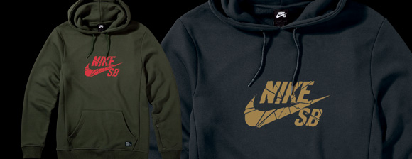 Nike SB Icon Shattered Pullover Hoodie