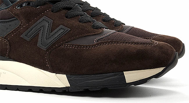 New Balance 998 Made in the USA Brown (4)