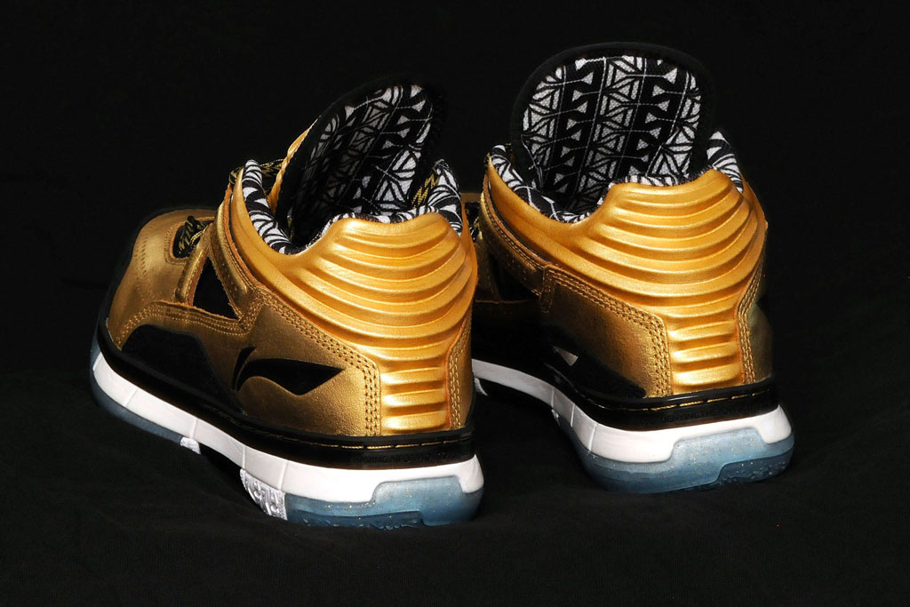 "Li-Ning Way of Wade Encore ""Gold Rush"" Launch At Sole Fly (2)"