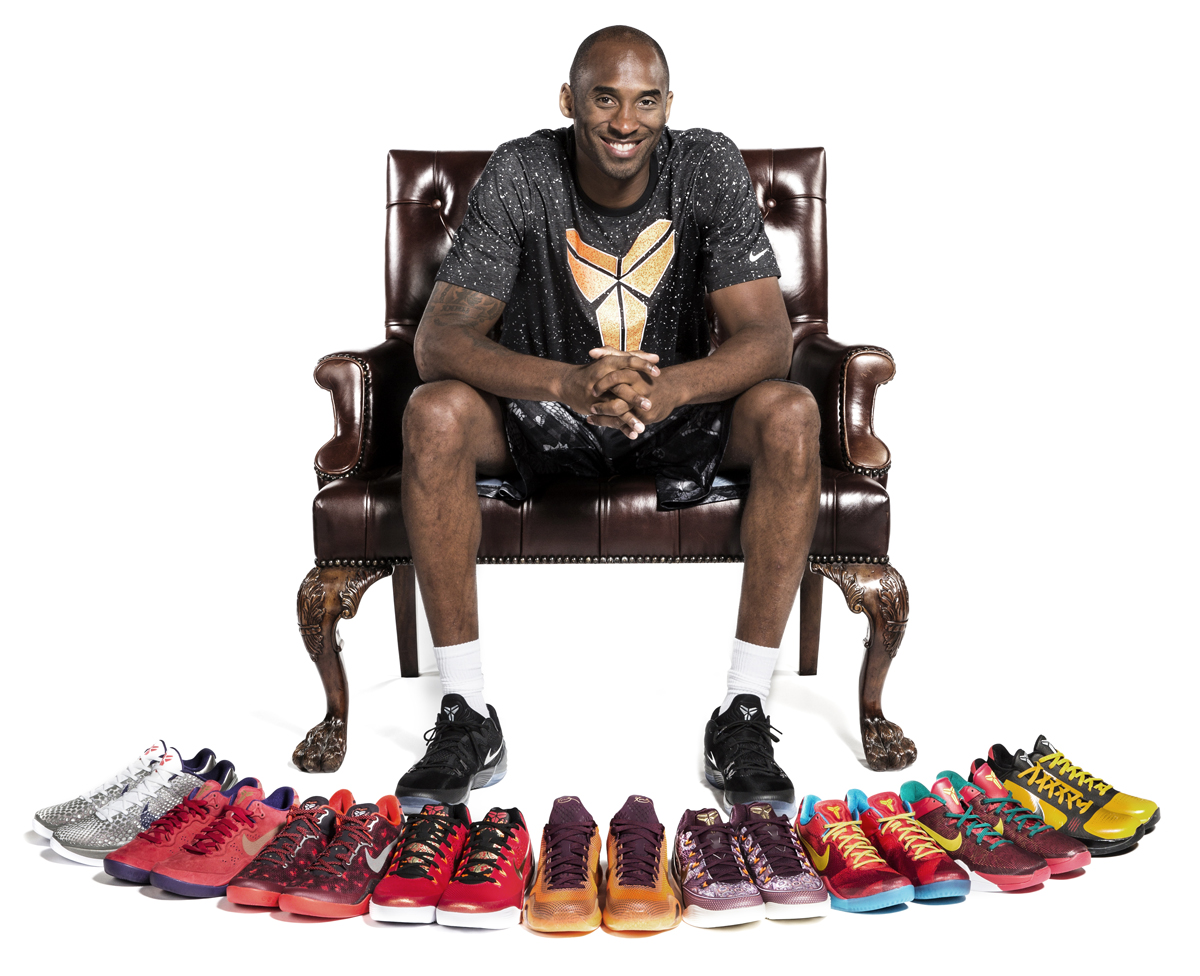 exclusive kobe shoes