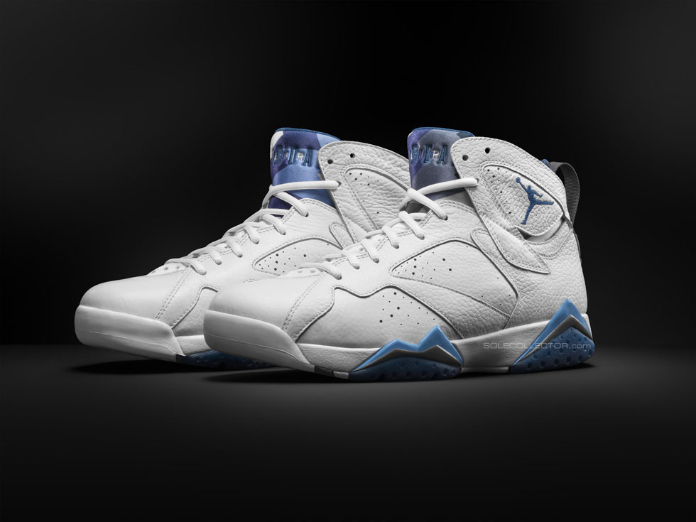 Air Jordan VII 7 French Blue 2015 Retro (2)