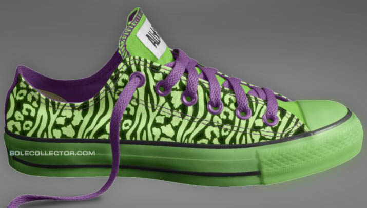 Converse Glow in the Dark Shoes Sneakers Chuck Taylor All Star (7)
