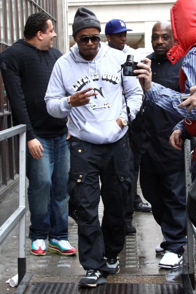 black people wearing new balance