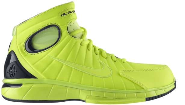 Nike Air Zoom Huarache 2K4 Volt/Volt-Volt-Black