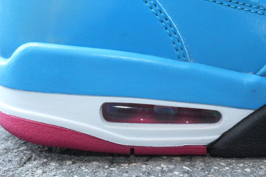 new concept b9f6b 30807 Nike Air Flight 89 London Dynamic Blue Fireberry 306252-400 (2)