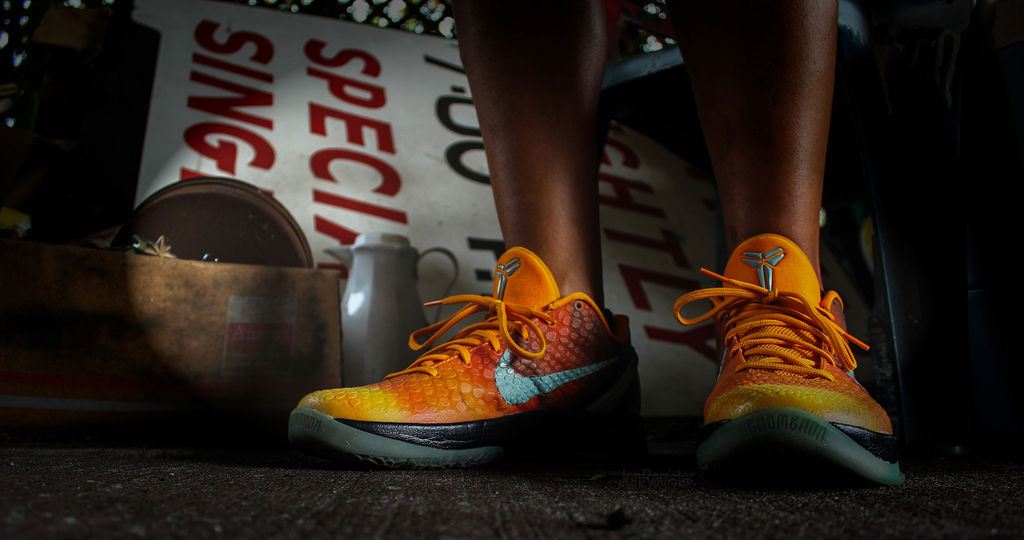 Spotlight // Forum Staff Weekly WDYWT? - 8.17.13 - Nike Zoom Kobe VI Orange County by JonRegister