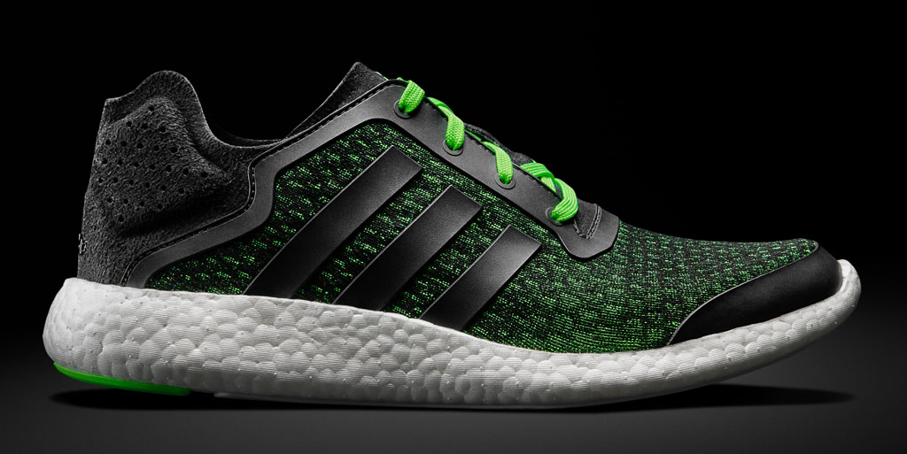 adidas Pure Boost Reveal Green (2)