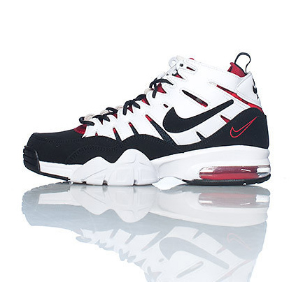 competitive price ed65b b799d Nike Air Trainer Max  94 - White Black Red