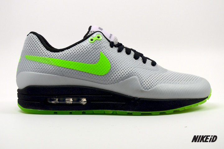 pretty nice 8c152 3e612 Nike Air Max 1 Hyperfuse iD - Now Available On NIKEiD