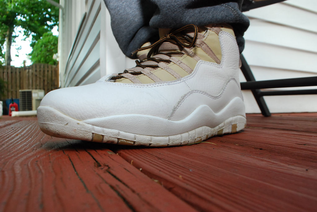 Spotlight // Forum Staff Weekly WDYWT? - 8.10.13 - Air Jordan X 10 Retro Linen by Nikolas