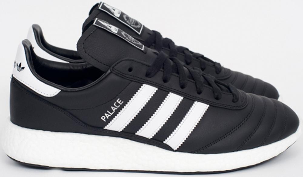 Palace x adidas Palace CM Boost Black/White