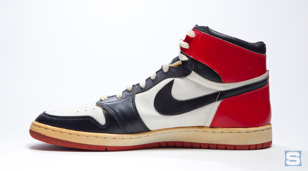 1984 Air Jordan Shoes