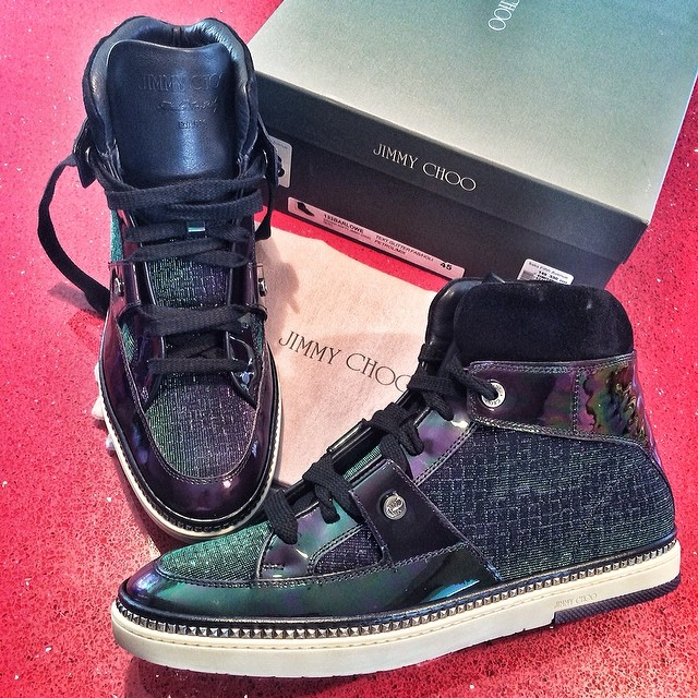 DJ Skee Picks Up Jimmy Choo Barlowe High
