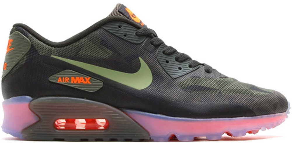 Nike Air Max '90 Ice Rough Green/Deepest Green-Medium Olive