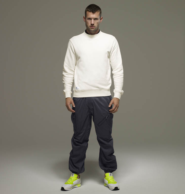 adidas Originals by David Beckham James Bond Spring Summer 2012